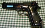 Beretta 92 Frankengun