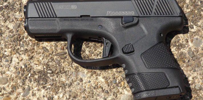 Mossberg MC1sc Pistol, by Pat Cascio