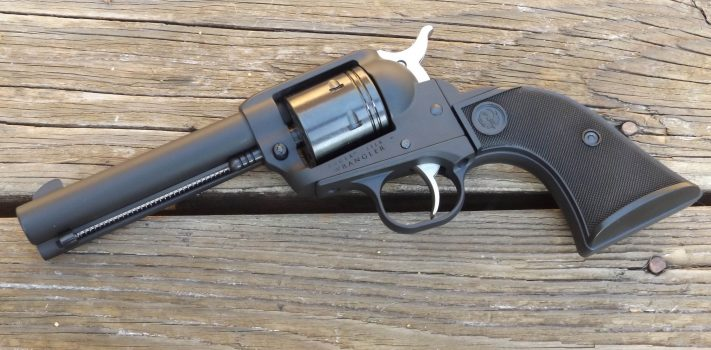 Ruger Wrangler .22 LR SAA, by Pat Cascio