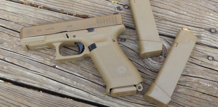 Glock 19X, by Pat Cascio