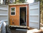 CONEX Cabin
