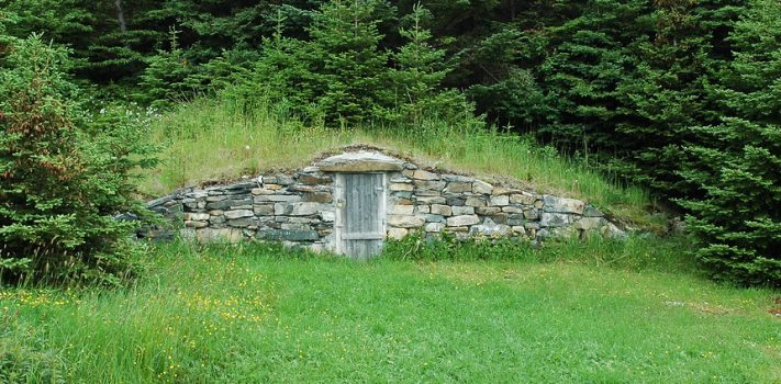 Root Cellar Construction, by  George T.