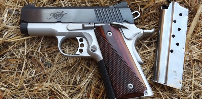 Kimber Ultra Carry II Two-Tone 9mm by Pat Cascio