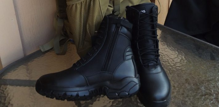 LA Police Gear: LNT Pack and Core Boots, by Pat Cascio