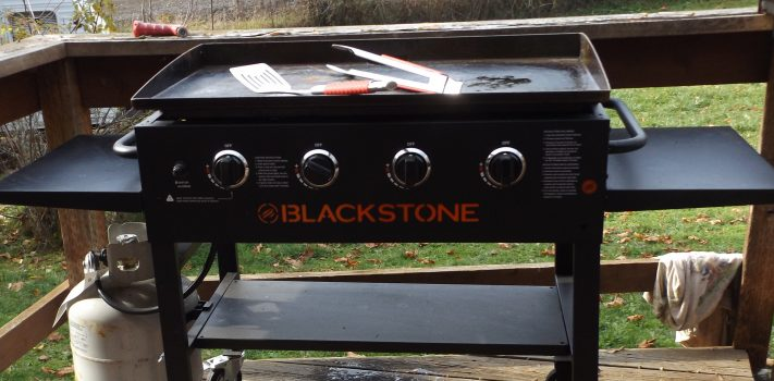 Blackstone Griddle, by Pat Cascio