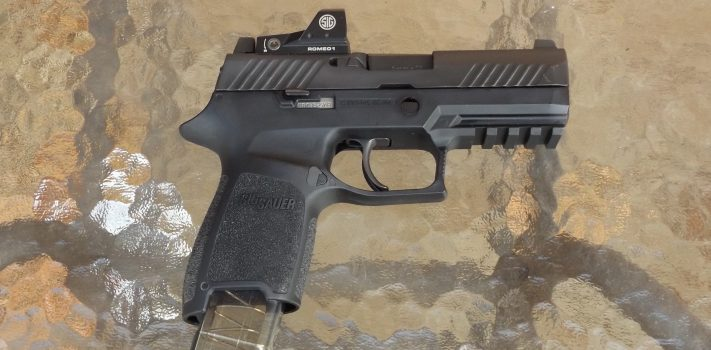 SIG Sauer P320 Compact 9mm – A Fresh Look, by Pat Cascio