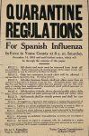 Spanish Flu Rules