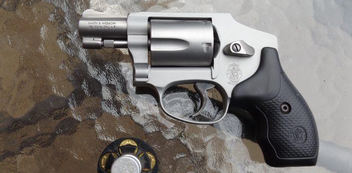S&W Model 642, by Pat Cascio