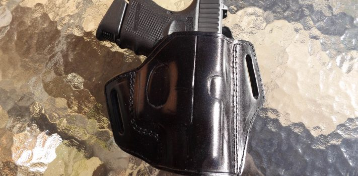 Craft Leather Holsters, by Pat Cascio