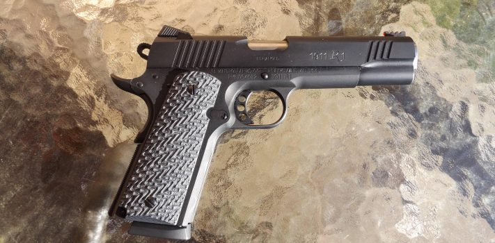Remington 1911 R1 Enhanced, by Pat  Cascio