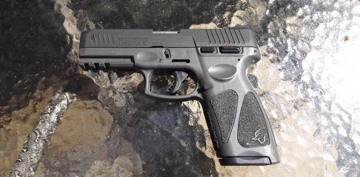 Taurus G3 Pistol, by Pat Cascio