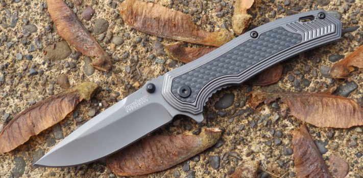 Kershaw Knives Fringe, by Pat Cascio