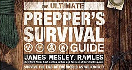 Book Bomb Day For The Ultimate Prepper's Survival Guide!