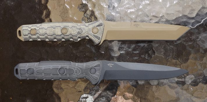 Buck Ground Combat Knives, by Pat Cascio