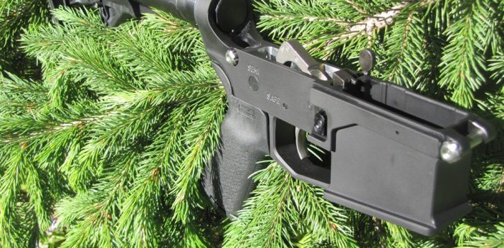 Finishing an 80% AR Lower Receiver – Part 1, by 2A Advocate