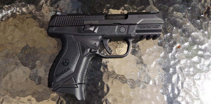 Ruger American Compact 9mm LEO, by Pat Cascio