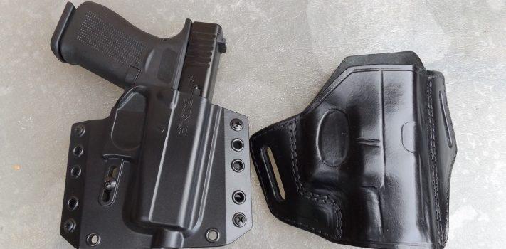 Glock 43X Pistol, by Pat Cascio