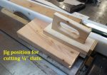 Slat Jig Placement