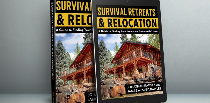 Survival Retreats & Relocation: A Book Review by John Brew