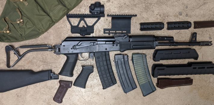 Kitting Out The Kalashnikov – Part 4, by A.D.C.