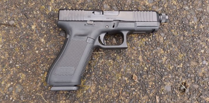 Glock Model 45, by Pat Cascio
