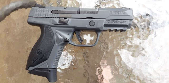 Ruger American Compact .45 ACP , by Pat Cascio