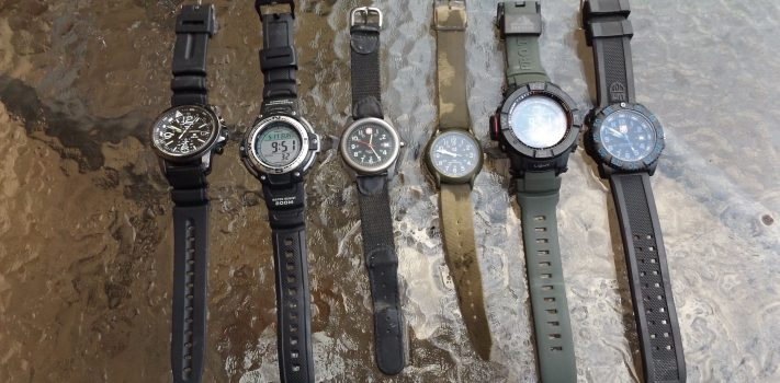 Six Wristwatches for Survivalists, by Pat Cascio
