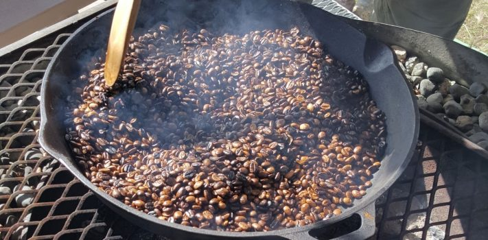 Wood-Fired Coffee Roasting – Part 2, by J.P.