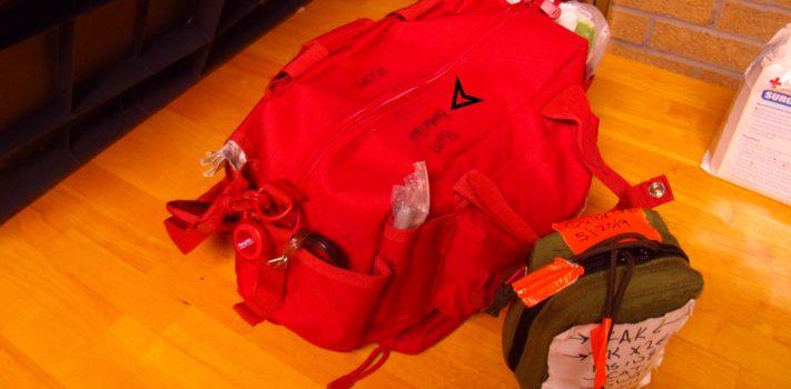 Weatherproofing My Medic Bag – Part 2, by Skyrat