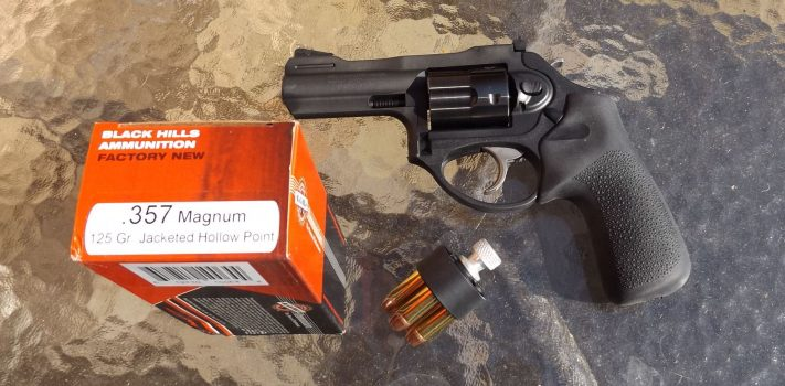 Ruger LCRx .357 Magnum, by Pat Cascio
