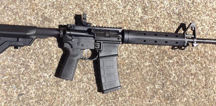 Ruger AR vs. Springfield Armory AR, by Pat Cascio