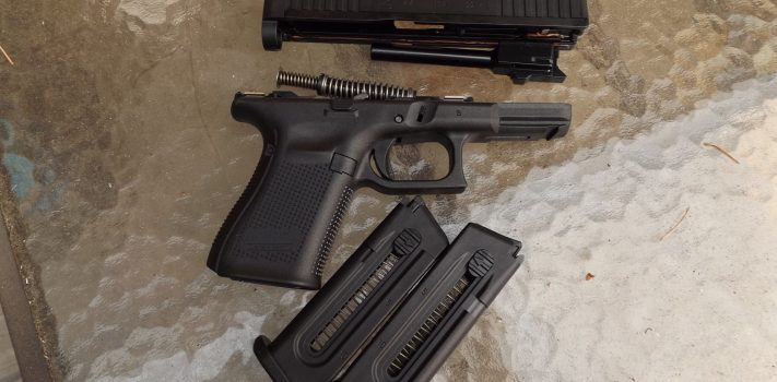 Glock Model 44 Pistol in .22 LR, by Pat Cascio