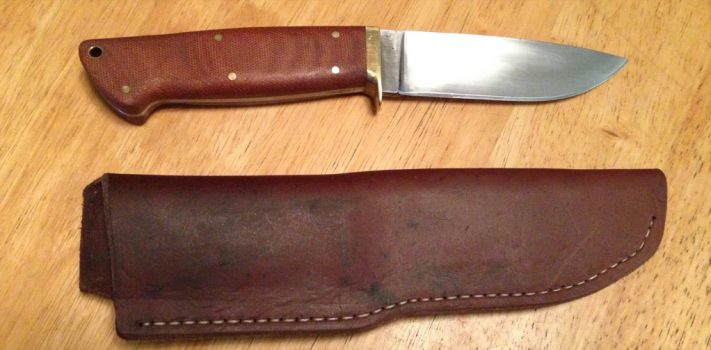 Simple Heat Treating for a High Carbon Steel Knife Blade – Part 2, by  Steve A.