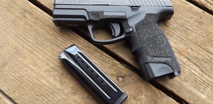 Steyr M9 Series Pistols, by Pat Cascio