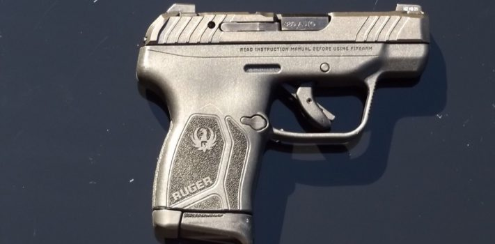 Ruger LCP MAX .380 ACP, by Pat Cascio