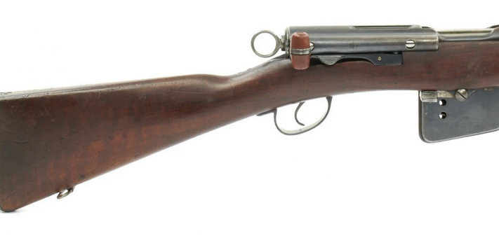 Antique Schmidt-Rubin Straight-Pull Rifles, by Rick C.