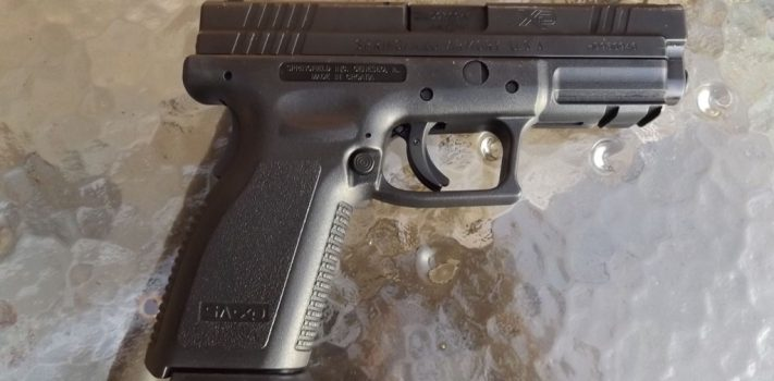 E-Mail 'Springfield Armory XD 9mm, by Pat Cascio' To A Friend