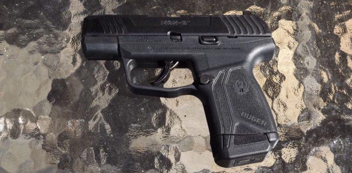 Ruger 9mm MAX-9 Pistol, by Pat Cascio