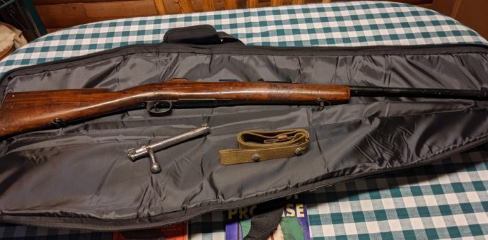 Oviedo M1893 Mauser Short Rifle – Part 1, by The Novice